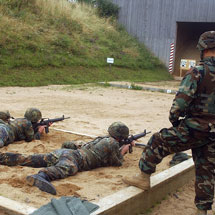 Remediation of Small Arms Firing Range